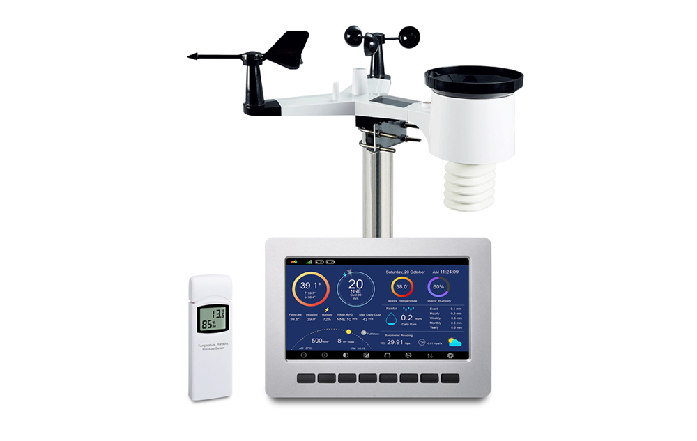 HP2550 Professional Wireless Weather Station