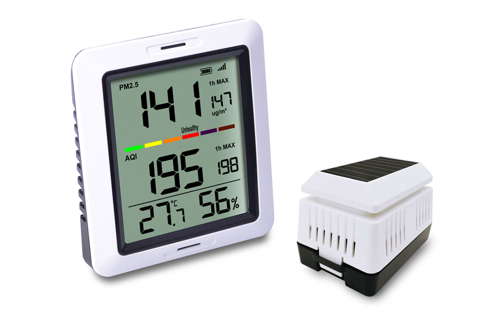 WH0290 Wireless Air Quality Monitor