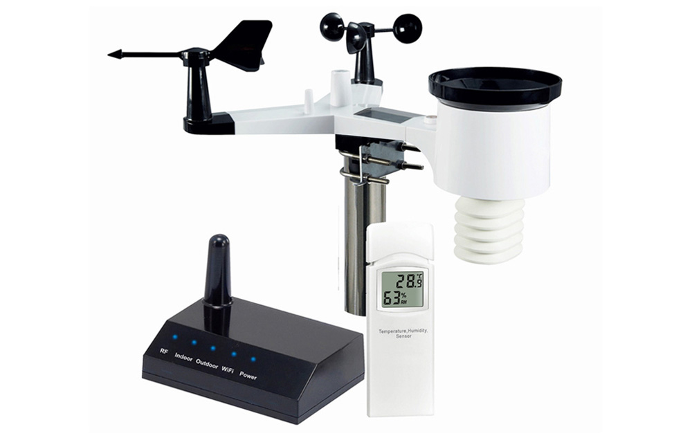 WH2650  Professional Wireless Weather Station with WIFI,with APP