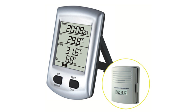 WH0100 Wireless Thermo/Hygro meter
