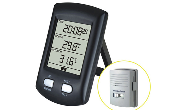WH0200  Wireless thermometer
