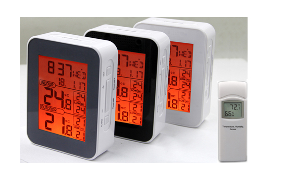 WH0260 WH0260 Wireless Thermometer with outdoor temperature sensor and WIFI connection