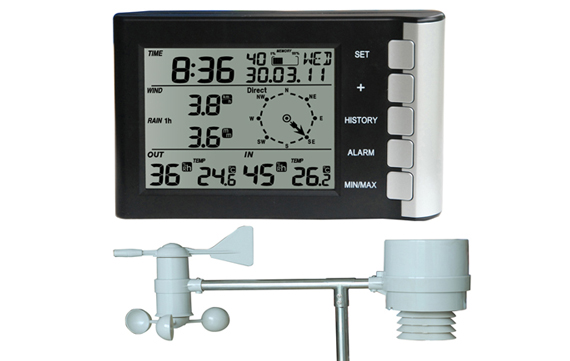 WH5300 Professional weather station